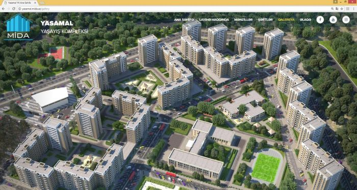 Mida To Start Subsidized Sale Of Flats In Yasamal Housing Complex
