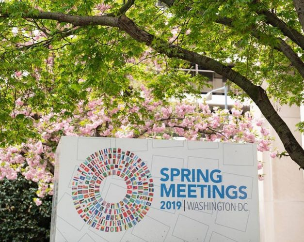Annual meeting of IMF and WB opens in Washington ABC AZ